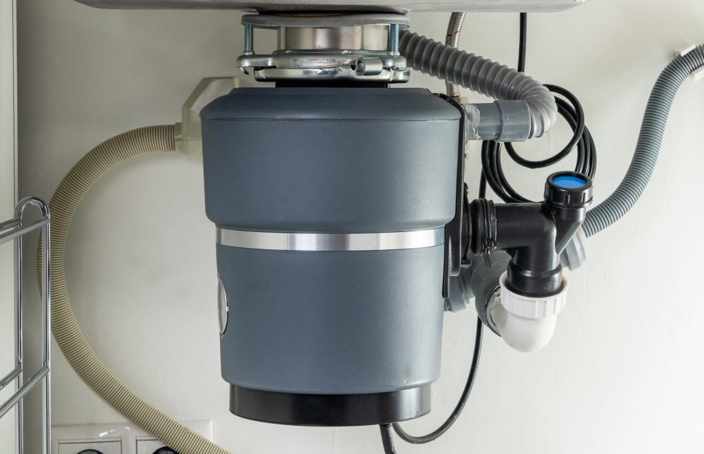 Garbage Disposal repair and installation from FIX-IT of Shelby Township, MI