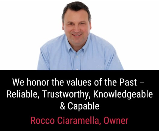 Rocco Ciaramella, Owner of Fix-It